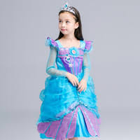 Infant Mermaid Halloween Costume Cheap Baby Mermaid Halloween Costume Free Shipping Baby Mermaid