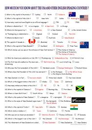 printable thanksgiving trivia questions and answers english speaking countries quiz worksheet free esl printable