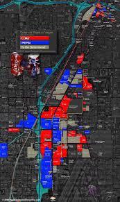 Zip Code Map Las Vegas Nv by Vegas Coke Or Pepsi Map Vegas Pinterest Pepsi Coke And Las