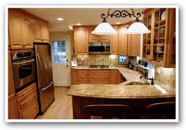 small kitchens small kitchens can handle deep blue cabinets when