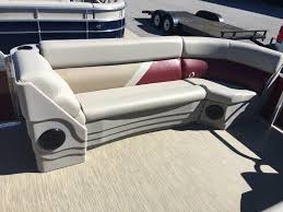 Vinyl Decking For Boats by 2018 Discounted 24 U0027 Leisure Kraft Pontoon Boat