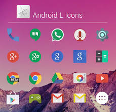 android lolipop android lollipop 5 0 flat icon pack cred android