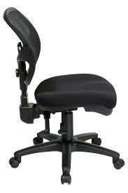 Ergonomic Task Chair 2902 30 Office Star Armless Mesh Back Ergonomic Task Chair With
