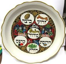 buy seder plate israel book shop wood silver plated passover seder plate with 4