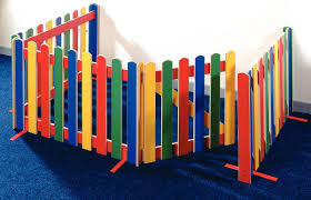 picket fence and gate dividers screens room dividers