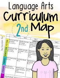 language arts common core curriculum map for 2nd the classroom key