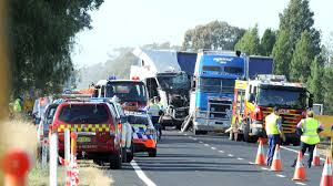 truck accident closes mitchell highway near dubbo western advocate