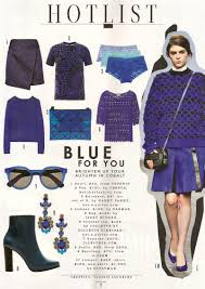 Colour Trend by Electric Blue U2013 The Colour Trend For Spring And Summer 2013 Feng