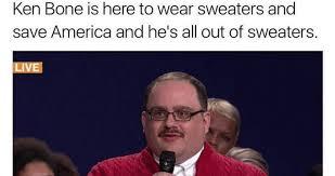 Ken Meme - 33 hilarious ken bone memes for a better america