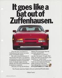 vintage porsche ad 5 cool vintage ads for the porsche 944 turbo drivetribe