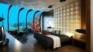 chambres d h es de luxe le design d une chambre d hôtel de luxe sous marine incroyable et