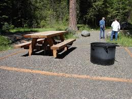wallowa whitman national forest blackhorse campground