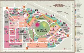 spotless stadium map map of spotless stadium sydney australia