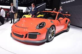 2016 porsche 911 gt3 rs finally revealed