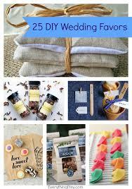 25 diy wedding favors l handmade wedding ideas on everythingetsy jpg