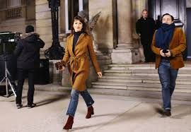 womens clothing fashion tips for tall women 7 shoppable lessons in french winter style from parisian