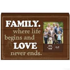 photo albums personalized family wood block frame by prinz picture frames photo albums
