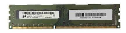 Memory 4gb Pc 4gb micron pc3 10600u ddr3 1333 mhz non ecc desktop pc memory cubs