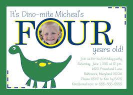 how to create dinosaur birthday invitations u2014 all invitations ideas