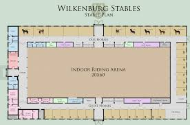 stableplan1 jpg 700 495 stable layouts pinterest tack and