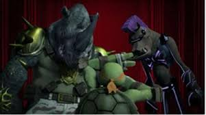 Bebop Rocksteady Halloween Costumes Teenage Mutant Ninja Turtles Bebop Rocksteady Clip Released