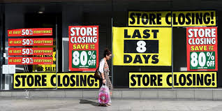 40 Stores And Restaurants Closed by The Ugly Retail Truth Which Stores Will Close Or Survive
