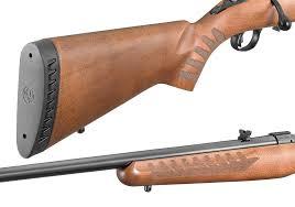 ruger ruger american rimfire wood stock bolt rifle models