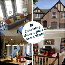 10 decorating ideas spotted custom model homes decorating ideas