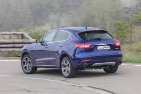 maserati levante red top 5 things to know about the maserati levante autonation drive