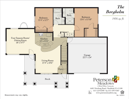 100 duplex townhouse floor plans peterson meadows single