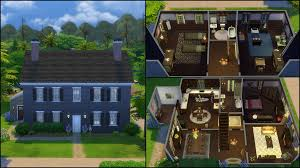Colonial Saltbox The Sims 4 Gallery Spotlight Simsvip