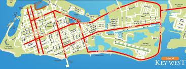 Map Of The Florida Keys key west