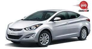 hyundai elantra price in india hyundai launches refreshed elantra in india prices photos