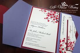Cherry Blossom Wedding Invitations Cherry Blossom U2013 A Vibrant Wedding