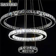 Chandeliers Lighting Fixtures Modern Led Crystal Chandelier Light Fixture For Living Room Dining