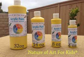acrylic paints kids order online official blog for u2013 nature of