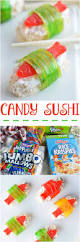 check out candy sushi it u0027s so easy to make dessert sushi