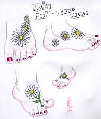 34 best daisy tattoo images on pinterest beautiful biology and
