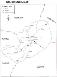 Map Of Bali Bali