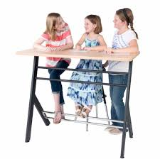 Sit To Stand Desk by Standing Desks For Schools Stand Up Desk Sit Stand Deskstand2learn