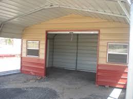 Stephens Roofing San Antonio Tx by Enclosure Steel Carport Our Metal Carports In Florida Georgia
