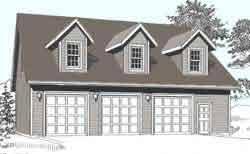 3 car garage with loft cody2