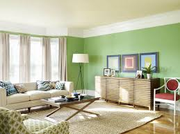 Paint Colors For Living Room With Brown Furniture Green Paint Colors For Living Room Home Design Ideas Regarding