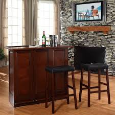 Rustic Bar Cabinet Living Room Living Room With Bar Counter Design Luxury Living