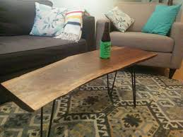 Walnut Live Edge Table by 38 Best Live Edge Tables U0026 Benches Images On Pinterest Live Edge