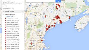 University Of Maine Map Activities Intensive English Institute University Of Maine