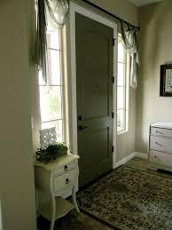 little bit of paint painting interior doors