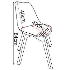 Esszimmerst Le Netz Woltu Bh29ws 2 2 X Esszimmerstühle 2er Set Esszimmerstuhl Design