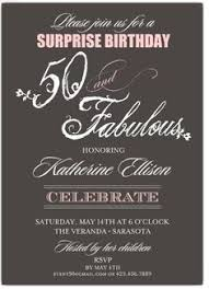 50th birthday stripes black and gold invitations party grown