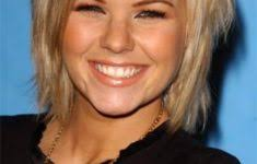 hairstyles of katie couric jess weixler short haircut casual blonde curly bob hairstyle fashdea
